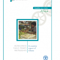 Agribusiness Public Private Partnerships – A country Report of Ghana